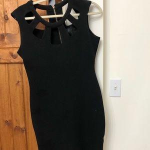 Black Kardashian Kollection Dress